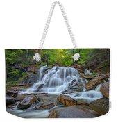 Lower Kaaterskill Falls Weekender Tote Bag