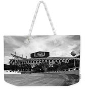 Lsu Tiger Stadium Weekender Tote Bag