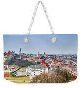 Lublin Old Town Panorama Poland Weekender Tote Bag