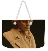 Ludwig Van Beethoven, German Composer Weekender Tote Bag