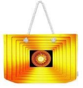 Luminous Energy 7 Weekender Tote Bag