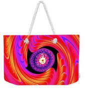 Luminous Energy 8 Weekender Tote Bag by Will Borden