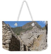 Macchu Picchu 9 Weekender Tote Bag