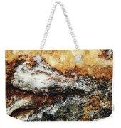 Macro Rock Weekender Tote Bag