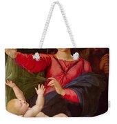 Madonna Of Loreto Weekender Tote Bag