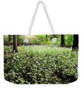 Magical Garden Weekender Tote Bag