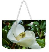 Magnolia Bloom IIi Weekender Tote Bag