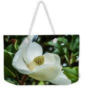 Magnolia Bloom IIi Weekender Tote Bag