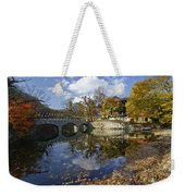 Magoksa Buddhist Temple Weekender Tote Bag