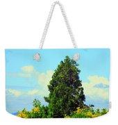 Majestic Evergreen Weekender Tote Bag