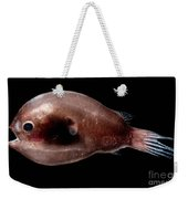 Male Anglerfish Weekender Tote Bag