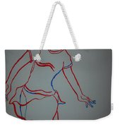 Mali Traditional Dance Weekender Tote Bag