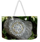 Mandala Stone  Weekender Tote Bag