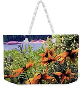 Manitoulin Shores Weekender Tote Bag