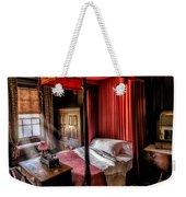 Mansion Bedroom Weekender Tote Bag
