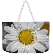 Marguerite Daisy Weekender Tote Bag