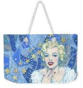 Marilyn Monroe, Old Hollywood Series Weekender Tote Bag