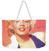 Marilyn Monroe - Pencil Style Weekender Tote Bag