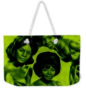 Martha And The Vandellas Collection Weekender Tote Bag