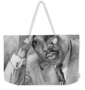 Martin Luther King Jr Weekender Tote Bag