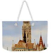 Matthias Church - Budapest Weekender Tote Bag