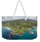Maui Aerial Of Kapalua Weekender Tote Bag