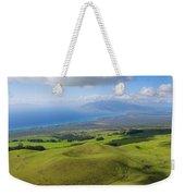 Maui Aerial Weekender Tote Bag