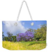 Maui Upcountry Weekender Tote Bag