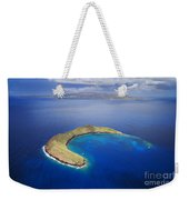 Maui, View Of Islands Weekender Tote Bag