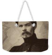 Maxim Gorky Weekender Tote Bag
