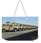 Maxxpro Mine Resistant Ambush Protected Weekender Tote Bag by Stocktrek Images