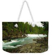 Mcdonald Creek Weekender Tote Bag