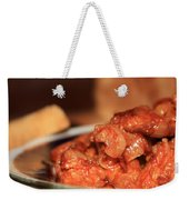 Meat Weekender Tote Bag