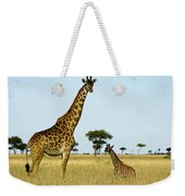 Meet My Little One Weekender Tote Bag
