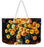 Melody Of Beauty Weekender Tote Bag