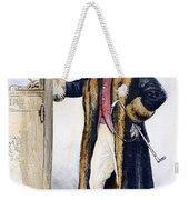 Mens Fashion, 1894 Weekender Tote Bag