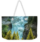 Mesa Falls - Yellowstone Weekender Tote Bag