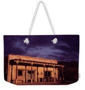 Mexican Cantina Rio Lobo Set Old Tucson Arizona 1970-1980 Weekender Tote Bag