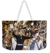 Mexico: 1810 Revolution Weekender Tote Bag