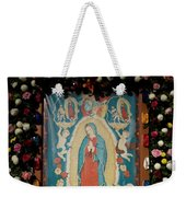 Mexico Our Lady Of Guadalupe Pilgrimage Weekender Tote Bag