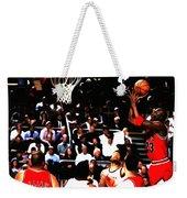 Michael Jordan Soft Touch Weekender Tote Bag