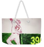 Mike Trout Weekender Tote Bag