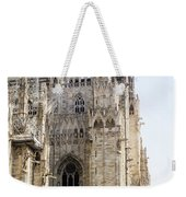 Milan Cathedra, Domm De Milan Is The Cathedral Church, Italy Weekender Tote Bag