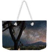 Milky Way 3 Weekender Tote Bag