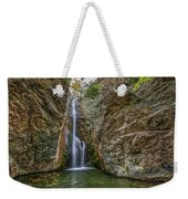 Millomeris Waterfall - Cyprus Weekender Tote Bag