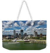 Milwaukee Wisconsin Weekender Tote Bag
