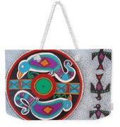 Mimbres Inspired #1a Weekender Tote Bag