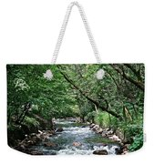 Minnehaha Creek Weekender Tote Bag