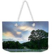 Minnesota Valley Sunset Weekender Tote Bag
