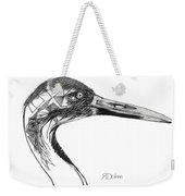 Miracle Bird Weekender Tote Bag